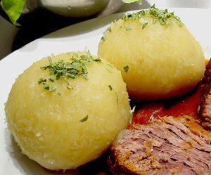 Món ăn của người Đức: KNODEL