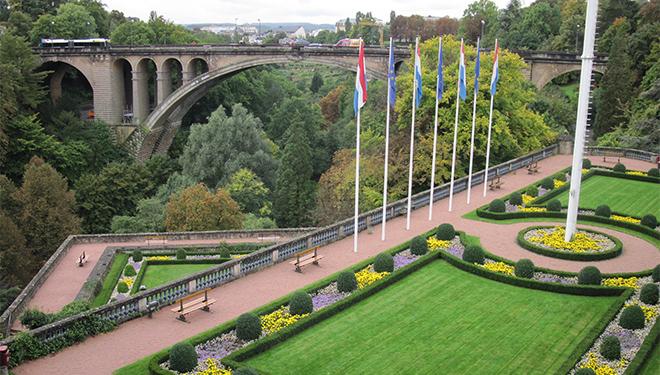 Luxembourg top 2 nước giàu nhất thế giới hiện nay