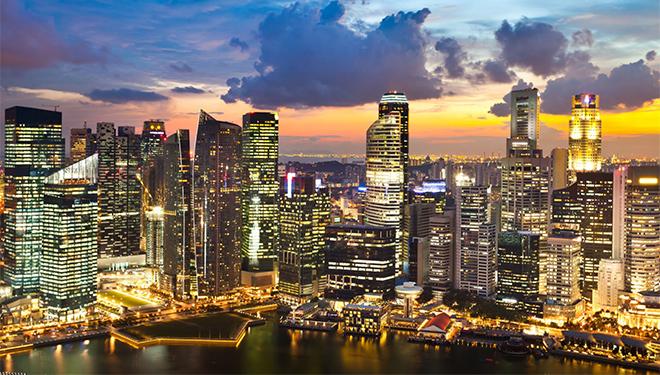 Singapore top 3 nước giàu nhất thế giới hiện nay