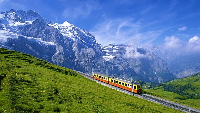 Thụy Sĩ top 9 nước giàu nhất thế giới hiện nay