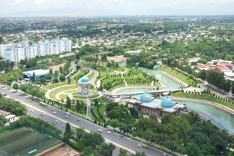 Thành phố thủ đô của Uzbekistan: Tashkent