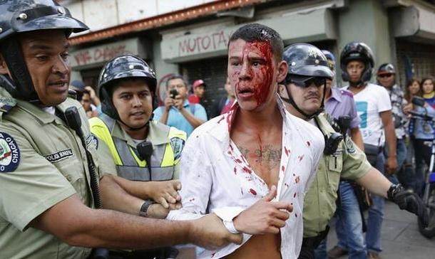 Caracas, Venezuela là thành phố nguy hiểm nhất