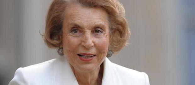 Liliane Bettencourt giàu nhất thế giới