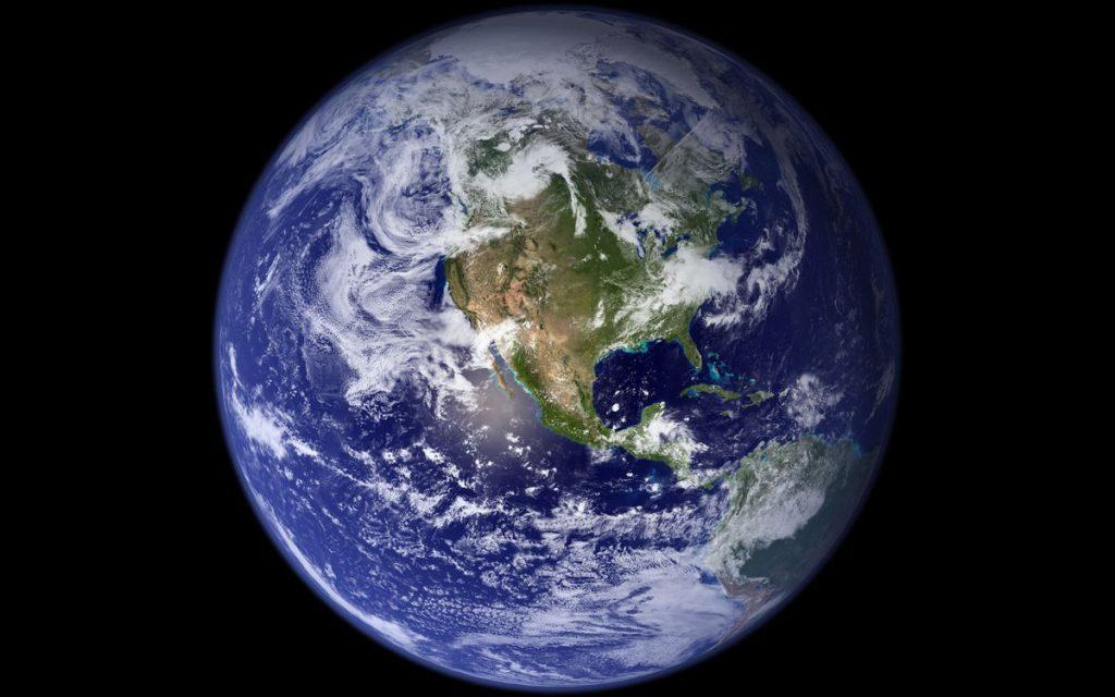 hình ảnh trái đất