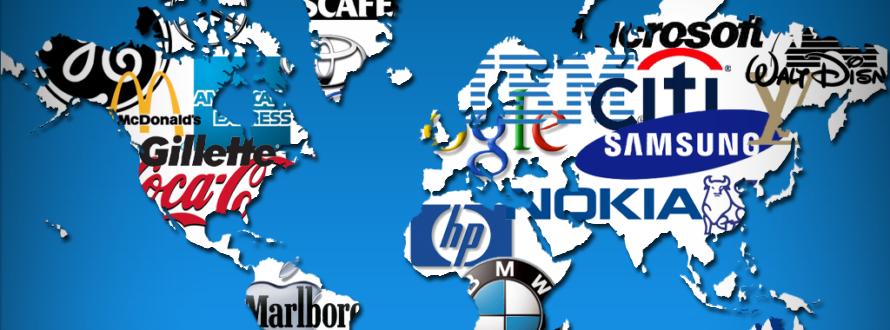 Cùng với toàn cầu hóa là sự ra đời của các siêu tập đoàn thống trị thế giới