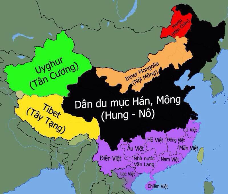 Lịch Sử Việt Nam Tổng Quat Cac Nước