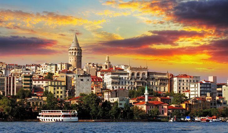 istanbul lớn thứ 4 với 14,6 triệu dân
