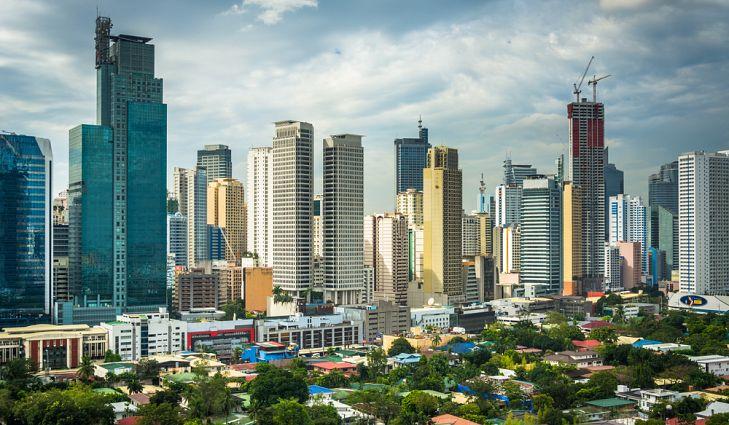 Manila lớn thứ 8 với 12,8 triệu dân