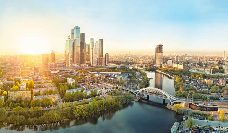 Moscow lớn thứ 7 với 13,1 triệu dân