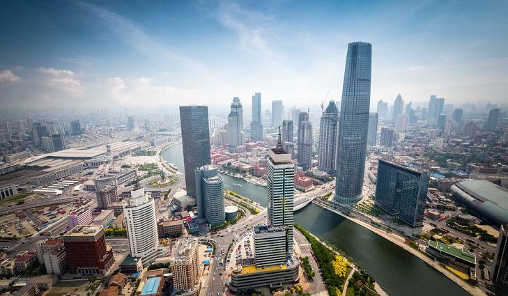 Thiên Tân lớn thứ 9 với 12,7 triệu dân