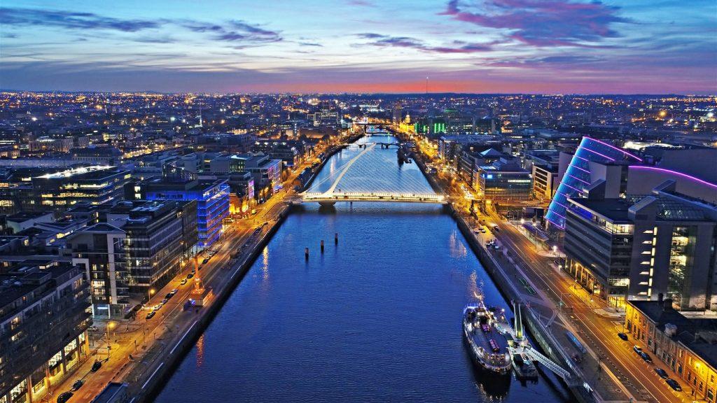 Ireland top 5 nước giàu nhất thế giới hiện nay