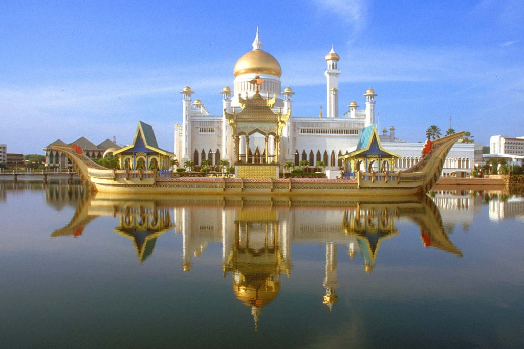 Brunei top 4 nước giàu nhất thế giới hiện nay
