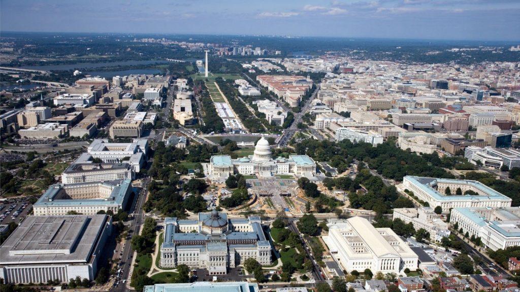 Thủ đô Washington còn gọi là đặc khu Columbia