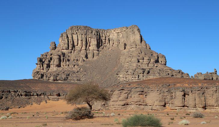 algeria quốc gia lớn thứ 10 thế giới