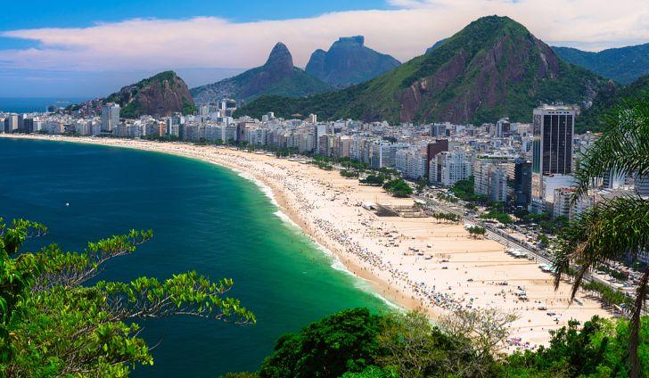 brazil quốc gia lớn thứ 5 thế giới