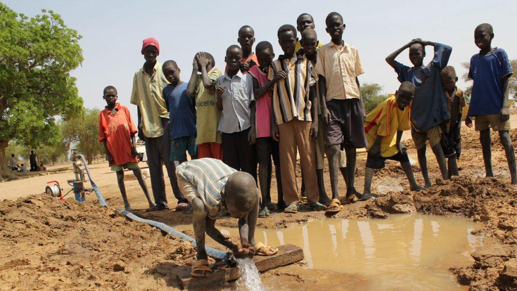 Nam Sudan nghèo thứ 8 thế giới