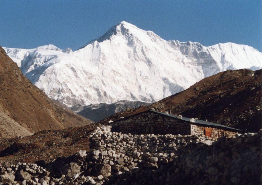 ngọn núi Cho Oyu