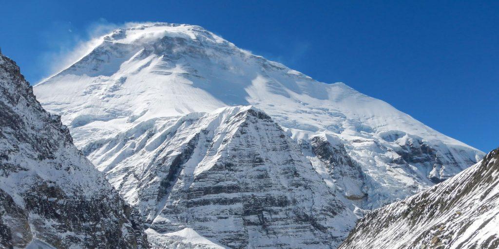 đỉnh núi Dhaulagiri