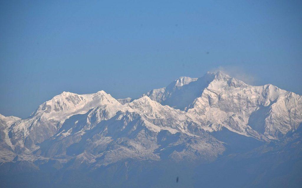đỉnh núi Kanchenjunga
