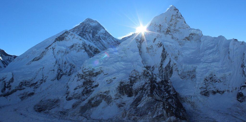 đỉnh núi lhotse
