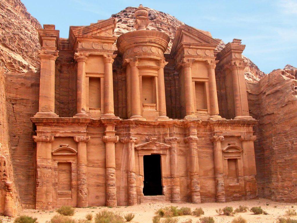 Petra ở Jordan