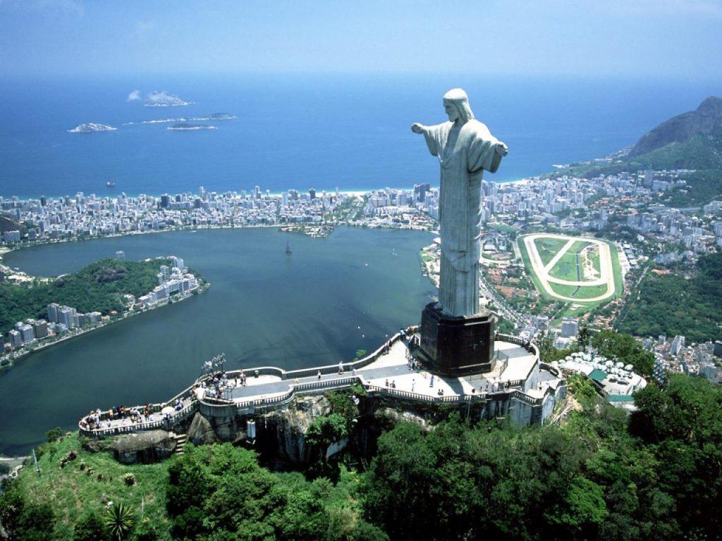 Tượng Chúa Cứu thế ở Rio de Janeiro