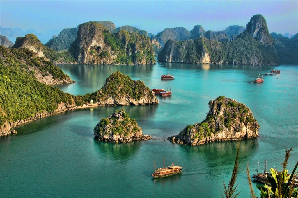 Top 7 kỳ quan thiên nhiên thế giới có vịnh hạ long