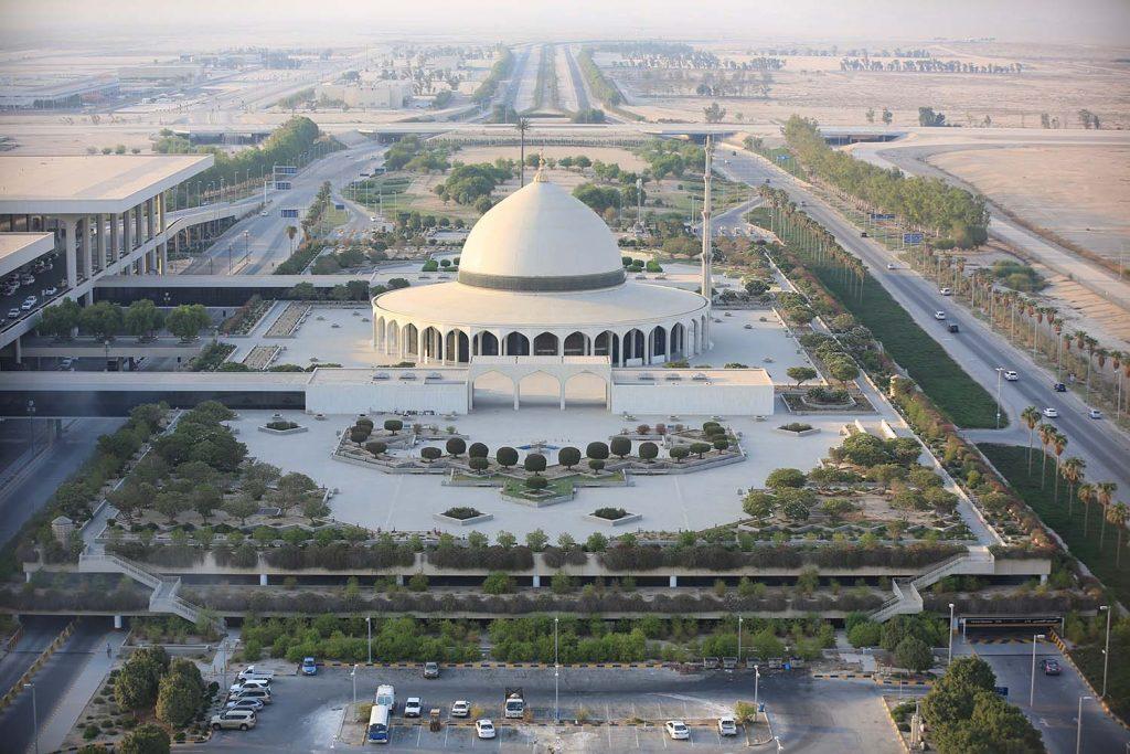 Sân bay lớn nhất thế giới King Fahd