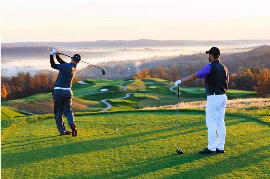 Golf đứng thứ 10 về mức độ phổ biến trên thế giới